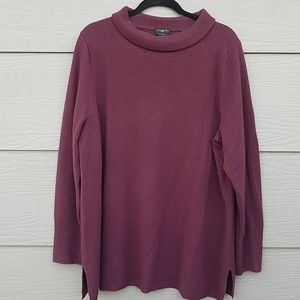 Talbots 2X cashmere sweater
